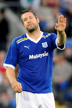 Striker Jon Parkin started just five matches for the Bluebirds and scored two goals