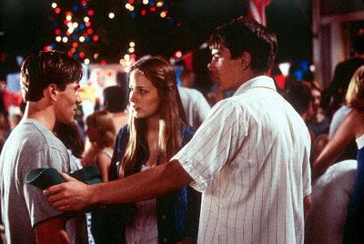 Chris Klein , Leelee Sobieski and Josh Hartnett in 20th Century Fox's Here On Earth