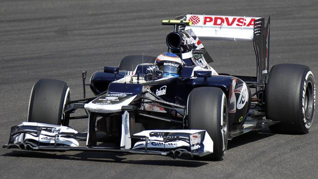 Formula 1 - Williams to run last year's car at first F1 test