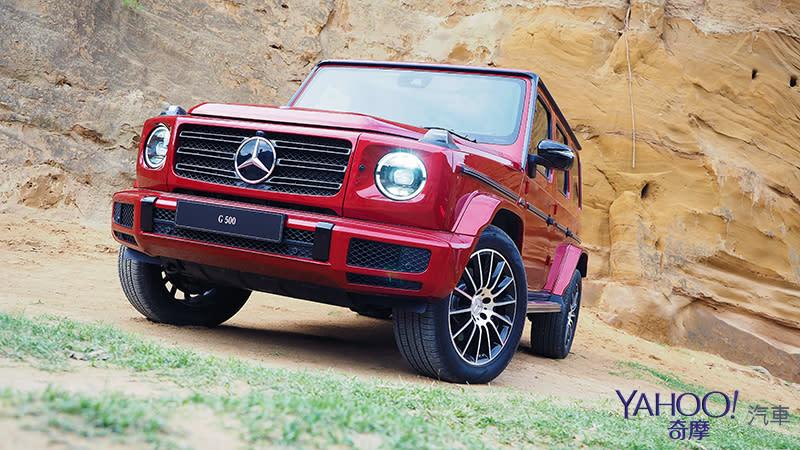 【新車圖輯】德系越野王者重新蛻變!Mercedes The New G-Class預賞直擊!
