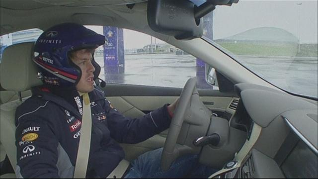 Formula 1 - Vettel on new Russian circuit