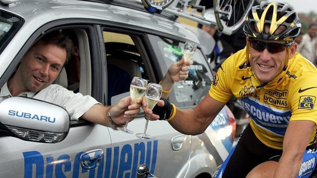 Cycling - Armstrong 'doping team' get long bans