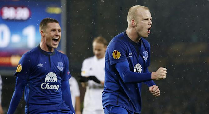 Video: Everton vs Dynamo Kyiv