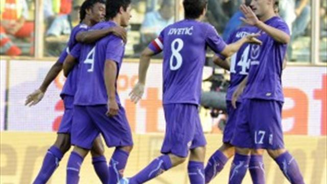 Fiorentina enjoy new lease of life after overhaul