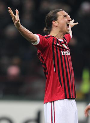 Zlatan Ibrahimovic, pictured, could soon be reunited with Thiago Silva