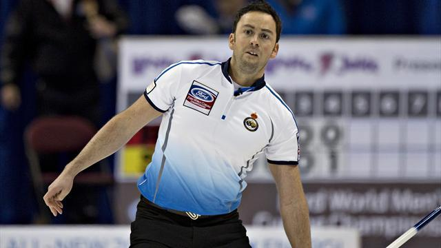 Curling - Murdoch on track for medal at World Curling