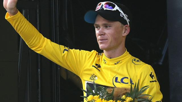 Cycling - FACTBOX-Tour de France champion Chris Froome