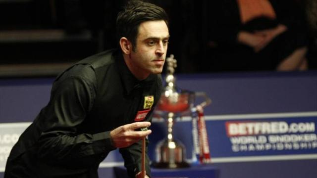 Snooker - 'Ronnie missed the game and it missed him'