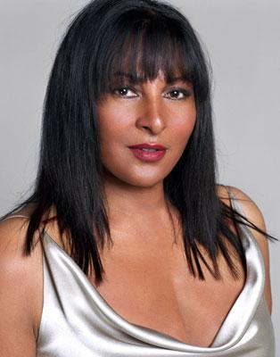 Pam Grier as Kit Showtime's The L Word