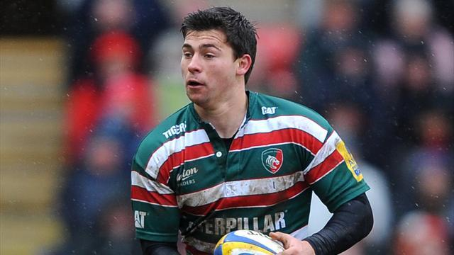 Premiership - Leicester keep Exeter threat at bay