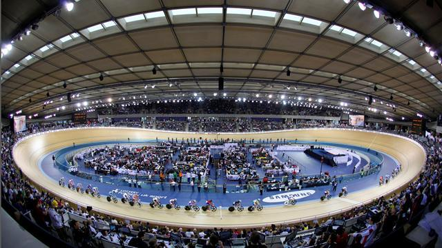 Cycling - London picked to host 2016 Track World Championships
