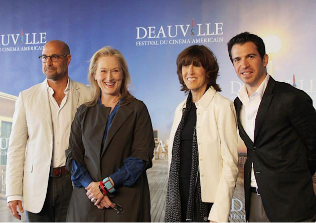 35th Deauville American Film Festival 2009 Stanley Tucci Meryl Streep Nora Ephron Chris Messina