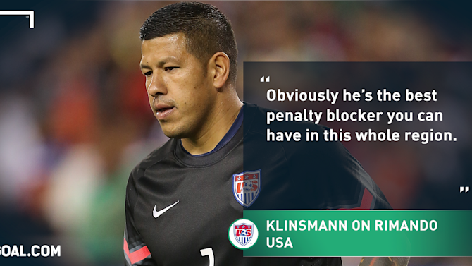 Klinsmann's feud with Johnson raises questions about CONCACAF Cup subs
