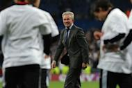 Bayern Munich's head coach Jupp Heynckes (C) celebrates after winning their UEFA Champions League semi-final football match on April 25. Bayern Munich chairman Karl-Heinz Rummenigge has told Heynckes he can extend his current contract past 2013