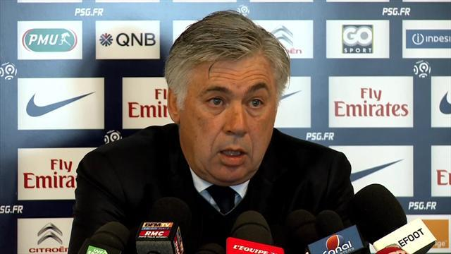 Champions League - PSG strategy won't depend on Messi, Ancelotti says