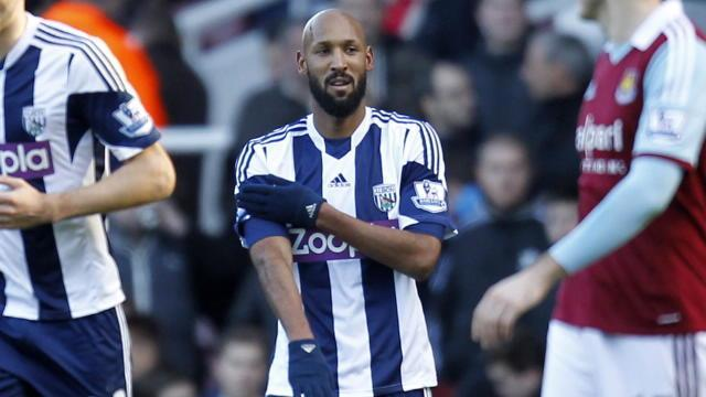 Premier League - West Brom sack striker Anelka for gross misconduct