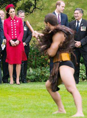 Kate Middleton, Prince William Receive Traditional …