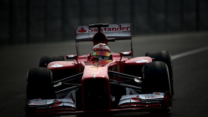 F1 Grand Prix of India - Qualifying