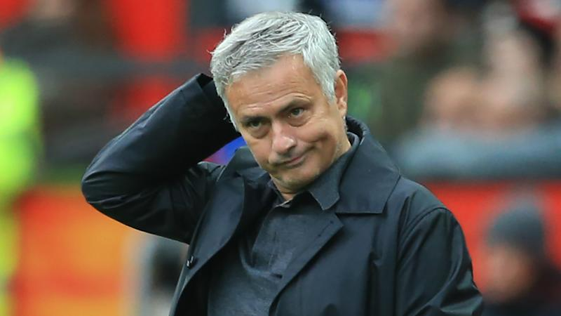 Mourinho warned Man Utd face 'devastating' tumble out of top four