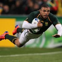 Bryan Habana helped South Africa win their Rugby Championship opener against Argentina