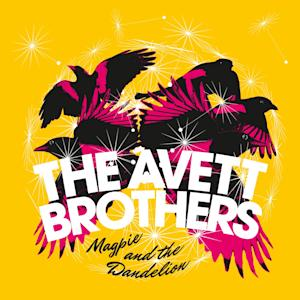 "This CD cover image released by American Recordings shows ""Magpie And The Dandelion,"" by The Avett Brothers. (AP Photo/American Recordings)"