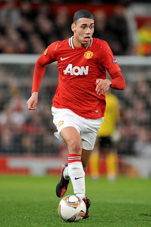 Chris Smalling colud be on the sidelines for up to 10 weeks