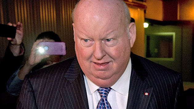 Suspended Senator Mike Duffy. (CBC)