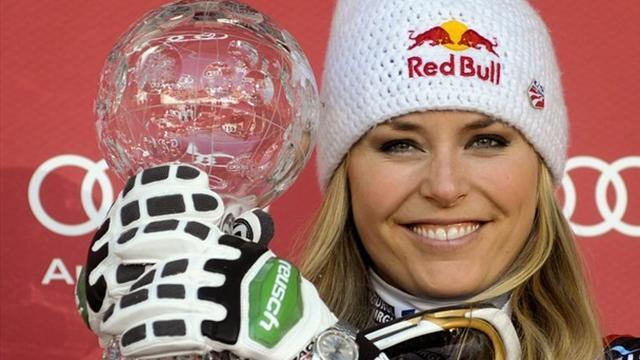 Alpine Skiing - Vonn released from hospital