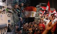 Egypt Coup: Interim President Is Sworn In