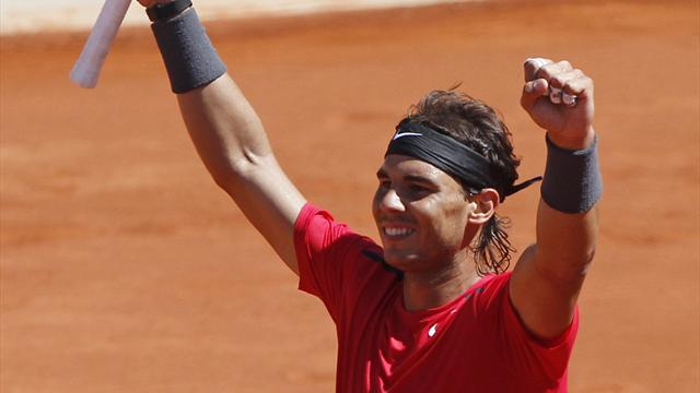 Tennis - Nadal targets clay court return to full fitness