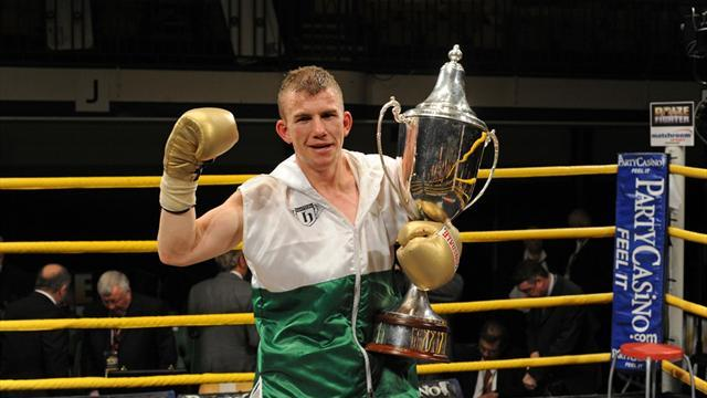 Boxing - Buckland: Lightweight will bring out of me