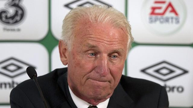 Football - Injuries mount for Trapattoni