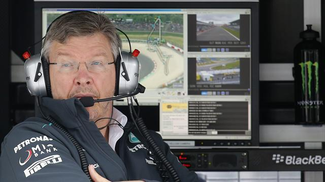 Formula 1 - Ross Brawn announces retirement