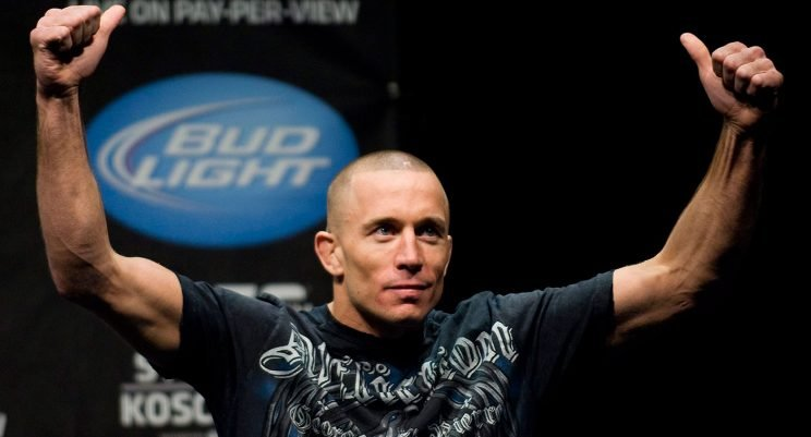Odds Stacked Against Georges St-Pierre in UFC Comeback
