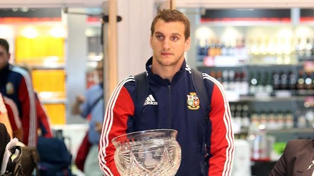 Lions Tour - Returning skipper Warburton savours success