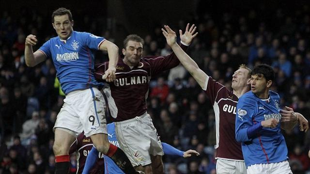 Scottish Football - Rangers held to draw by Stenhousemuir
