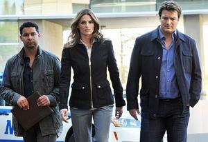 Jon Huertas, Stana Katic, Nathan Fillion | Photo Credits: Richard Foreman/ABC