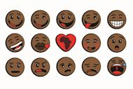 African Company Beats Apple to Release First Black Emojis