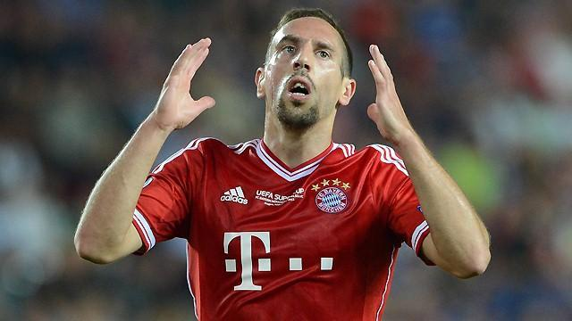 Bundesliga - Ribery: I am the best in world this year