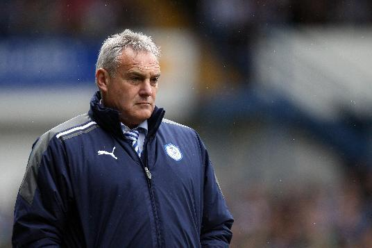 Dave Jones, pictured, says Reda Johnson should not have revealed his injury prognosis on Twitter