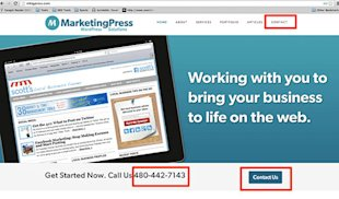 4 Simple Steps to Turn Web Traffic Into Customers image Marketing Press WordPress Development