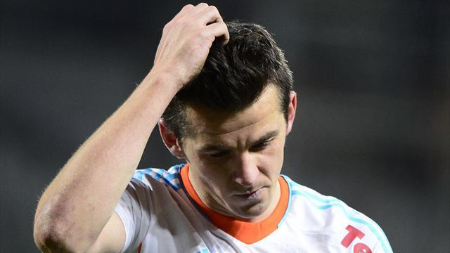Ligue 1 - Barton hits out at 'cheats' after dismissal