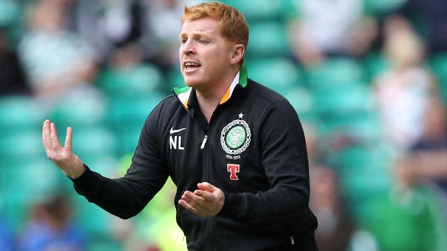 Football - Lennon buoyed by SFA meeting