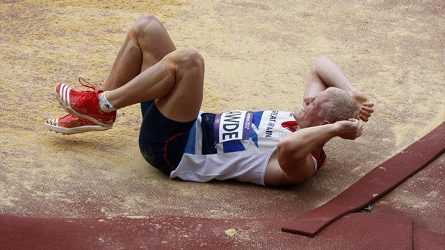 Olympic Games - Awde contemplates changing event after Olympic decathlon agony