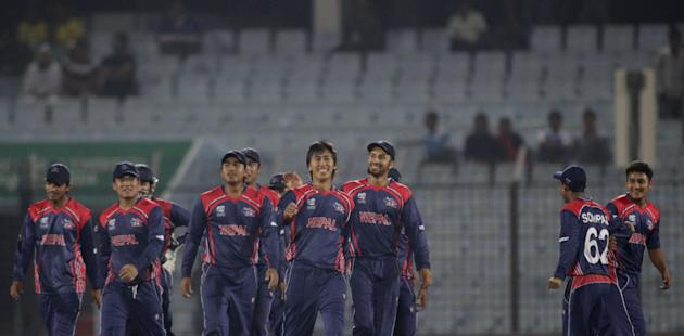 Nepal players call off boycott