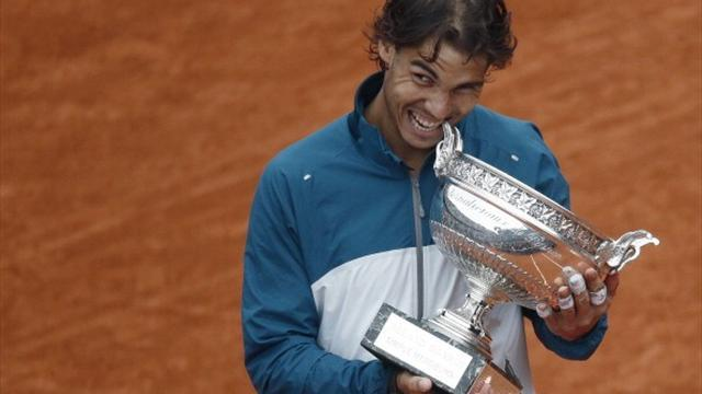 French Open - Nadal just wants to be left alone
