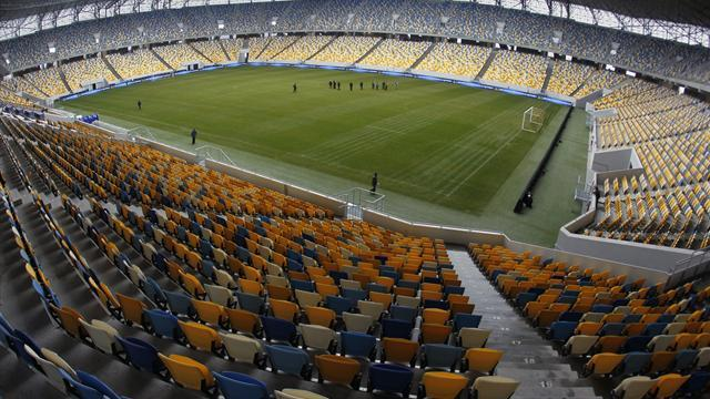 World Cup - Ukraine to play Poland behind closed doors