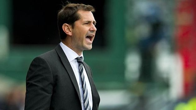 Jackie Mcnamara was happy to take defeat on the chin