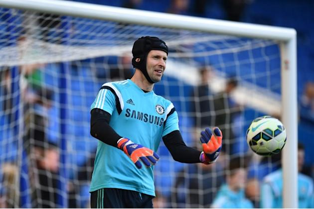 Chelsea hailed Cech as a club 'icon' on their website and the keeper himself published a lengthy letter to Blues supporters on his Twitter page, saying he couldn't quite believe he was lea