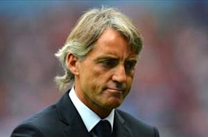 Manchester City owners did not expect Champions League progression, insists Mancini